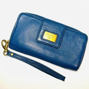 Fossil wallet/clutch